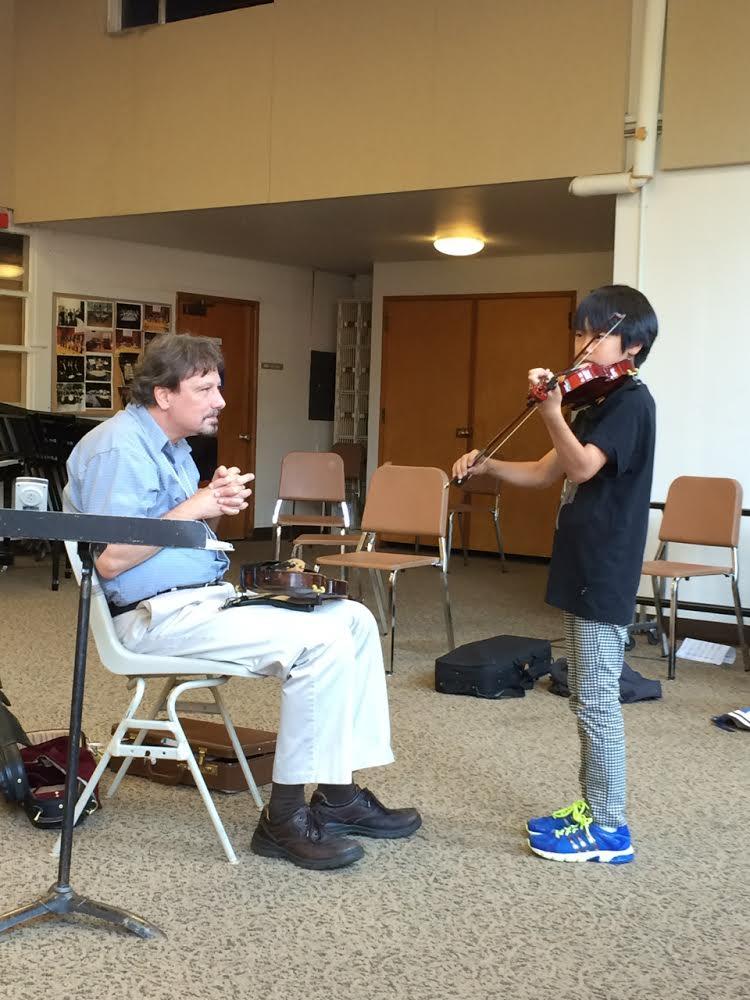 Suzuki Violin Camp Seattle
