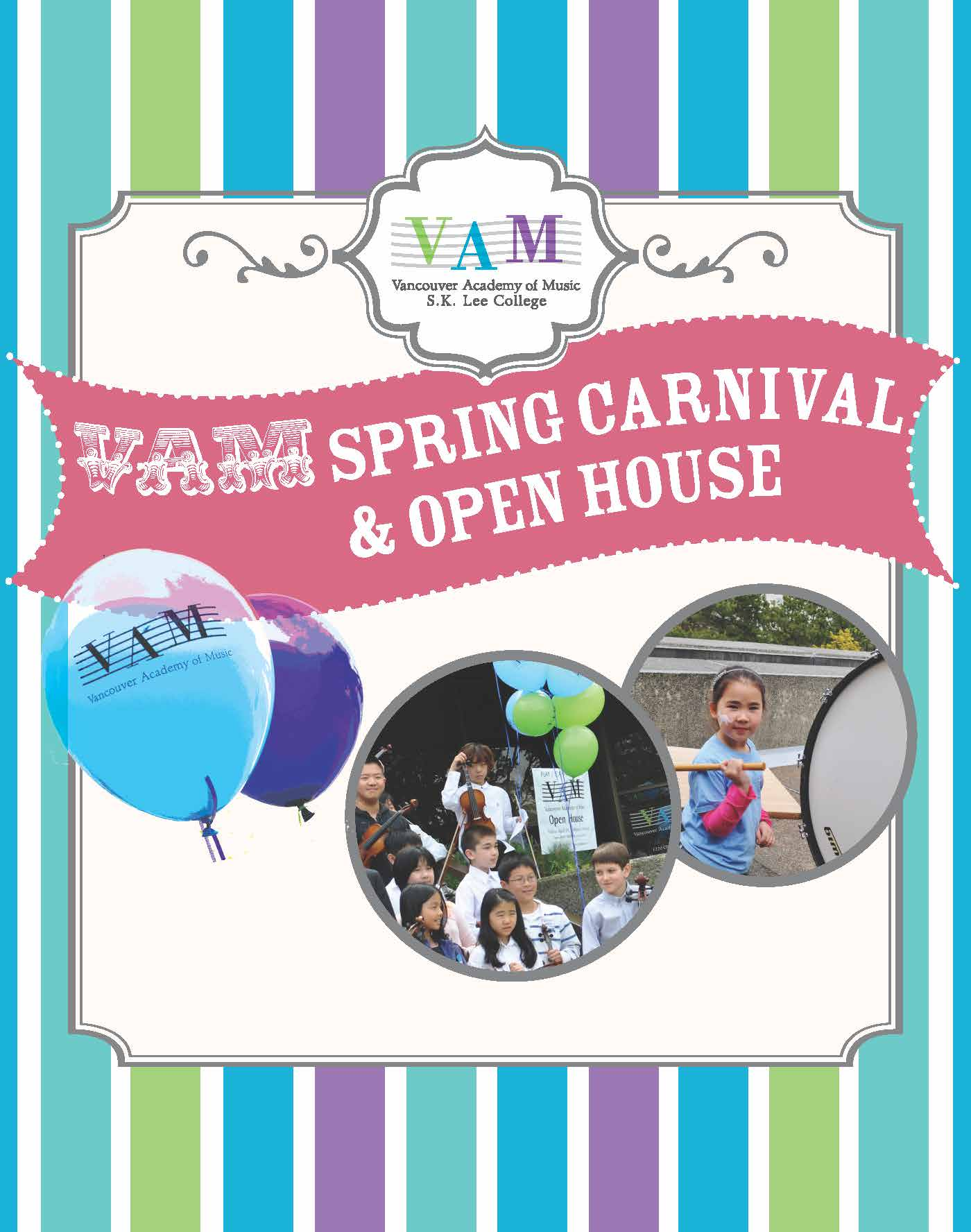 Spring Open House Sara From Sincerly Sara D: VAM's Spring Carnival & Open House