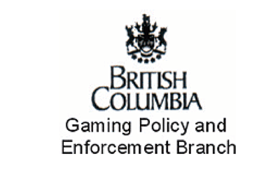 BC Gamily Policy and Enforcement Branch
