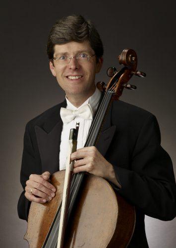 Cello Masterclass with Desmond Hoebig