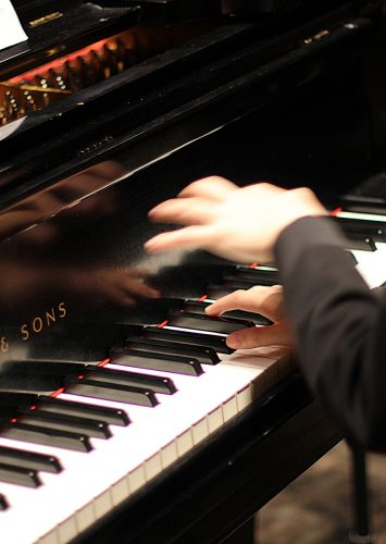 Phyllis Salter Piano Competition Finals