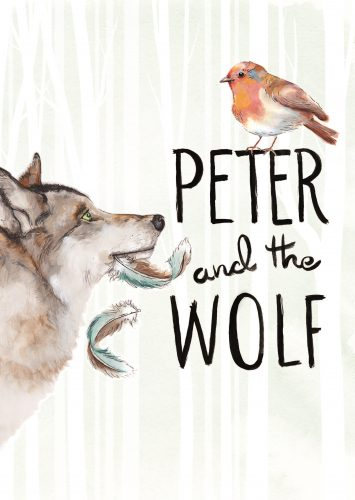 VAM Symphony Orchestra: Peter and the Wolf