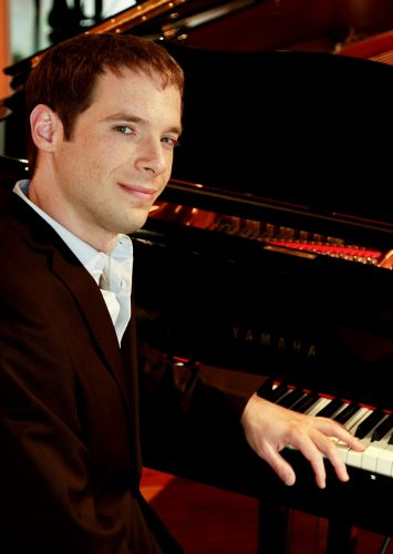 Piano Masterclass with David Jalbert