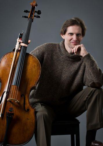 Cello Masterclass with Paul Marleyn