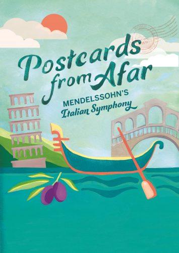 VAMSO | Postcards from Afar: Mendelssohn's Italian Symphony