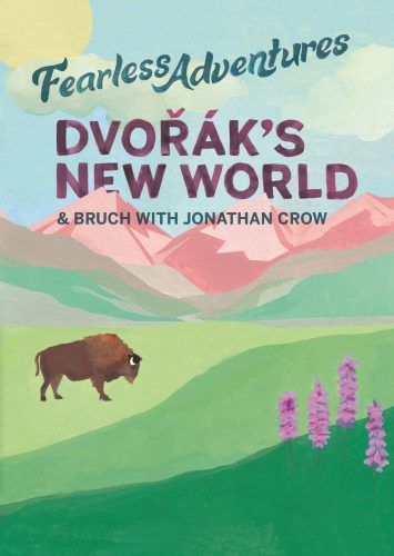 VAMSO | Fearless Adventures: Dvořák's New World & Bruch with Jonathan Crow